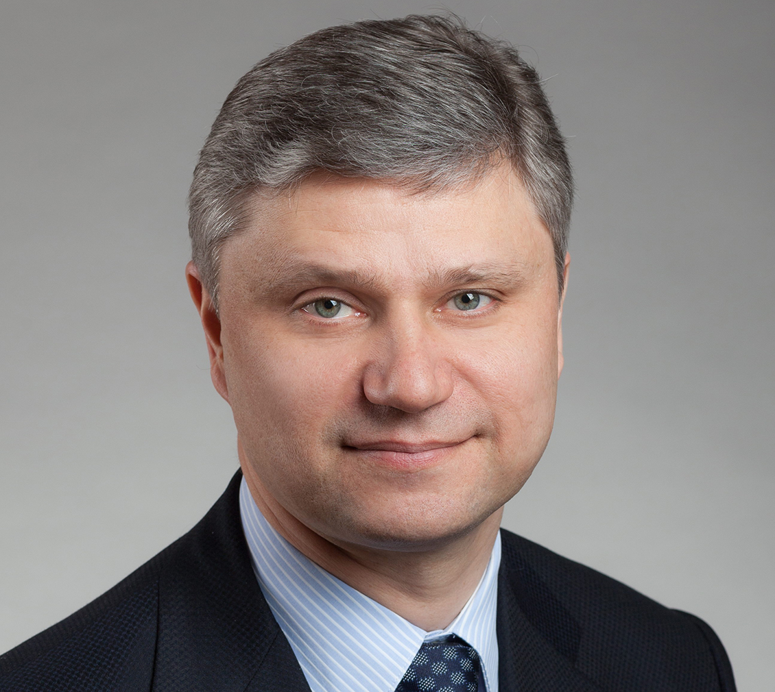 "Oleg Belozerov - Chief Executive Officer - Chairman of the Executive Board, JSC ""Russian Railways"""